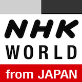 NHK World live online in English
