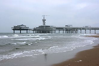Scheveningen Beach Webcam