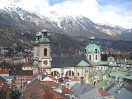 Innsbruck Austria Live Webcam