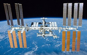 NASA Space Station webcam