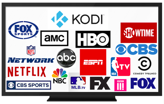 Watch Free TV On Kodi 1