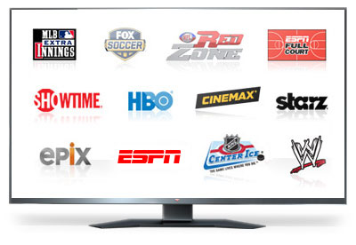 Watch TV Networks without cable